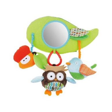 Skip Hop Sensoryczna Zabawka Do Wózka Treetop Friends