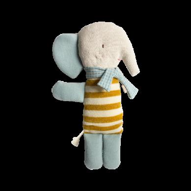 Maileg - Przytulanka Sleepy-Wakey Elephando