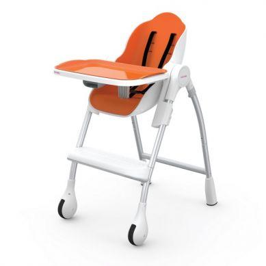 Oribel - Krzesełko do Karmienia Cocoon Pomarańczowy