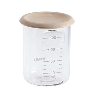 Beaba - Słoiczek z Hermetycznym Zamknięciem 120 ml Nude