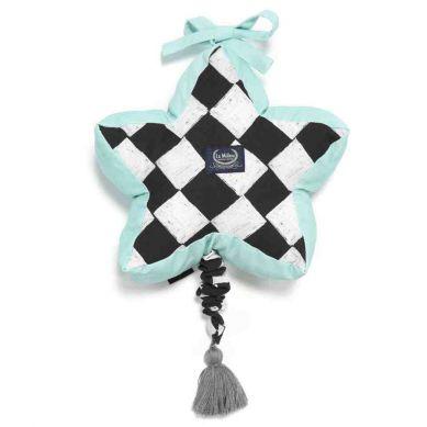 La Millou - Pozytywka Music Star Follow Me Chessboard & Follow Me Blue