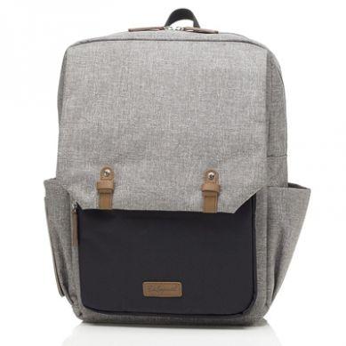 Babymel - Plecak dla Taty George Black/Grey