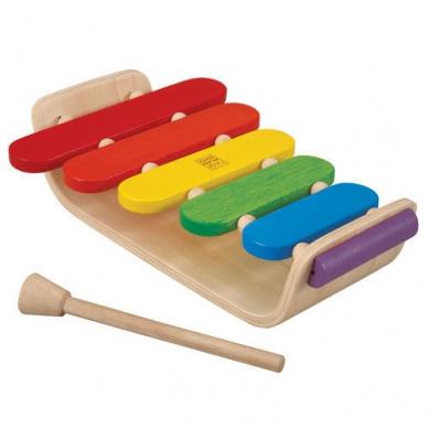 Plan Toys Drewniane Cymbałki