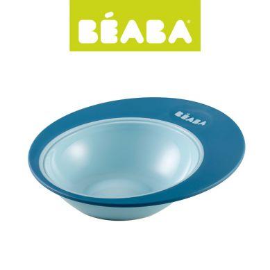 Beaba - Miseczka Elipse Blue 210 ml