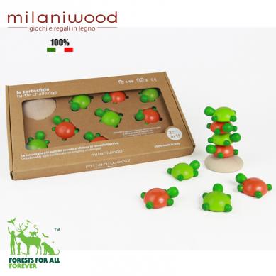 Milaniwood - Turtle Challange