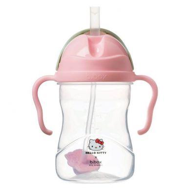 B. Box - Innowacyjny Bidon ze Słomką Hello Kitty Candy Floss