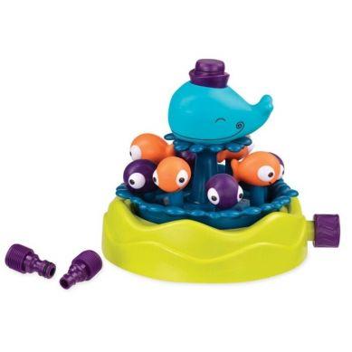B.Toys - Zraszacz ogrodowy Wieloryb z rybkami