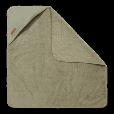 Little Dutch - Bawełniany Ręcznik Pure Olive