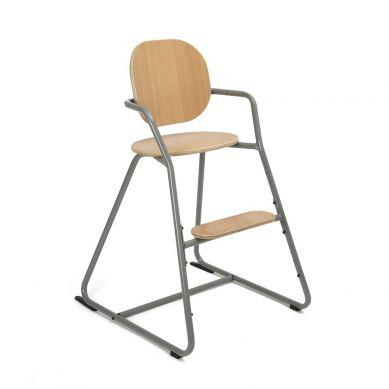Charlie Crane - Krzesełko do Karmienia Tibu Buk Cool Grey