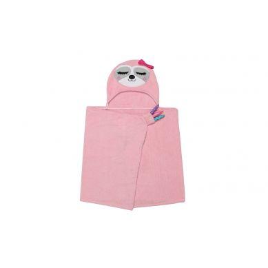 Zoocchini - Ręcznik dla Dziecka z Kapturem Leniwiec