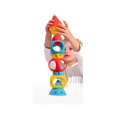 Moluk - Zestaw Zabawek Kreatywnych 9 elementów 0m+