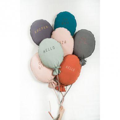 Malomi Kids - Poduszka Balon Dusty Pink
