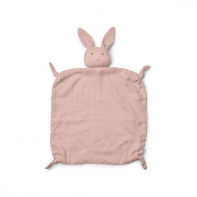 Liewood - Muślinowy Przytulaczek Rabbit Rose