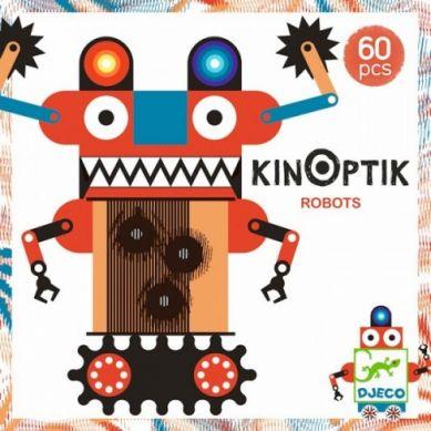 Djeco - Gra Kinoptik Roboty