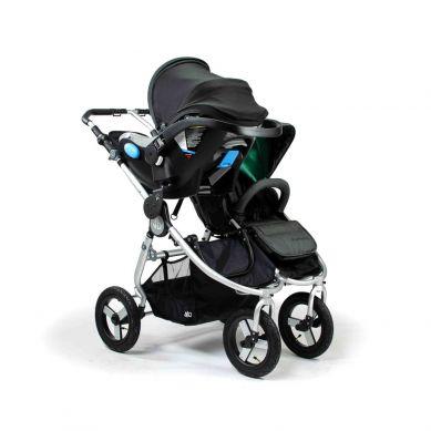 Bumbleride - Adapter Dolny do Fotelików (2020) Maxi Cosi, Cybex & Clek Wózek Indie Twin