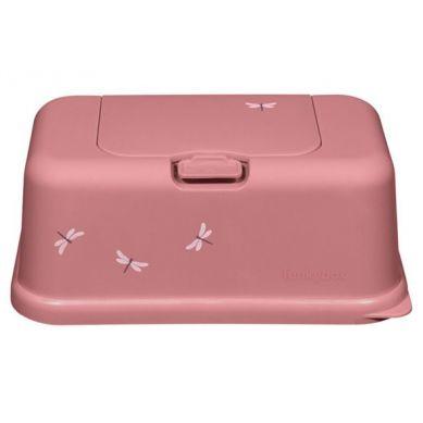 Funkybox - Pojemnik na Chusteczki Pink Dragonfly