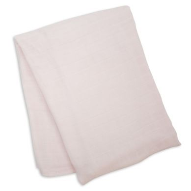 Lulujo - Kocyk Bambusowy Pink