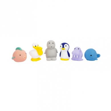 Sunnylife - Zabawki do Kąpieli Wodne Zwierzątka