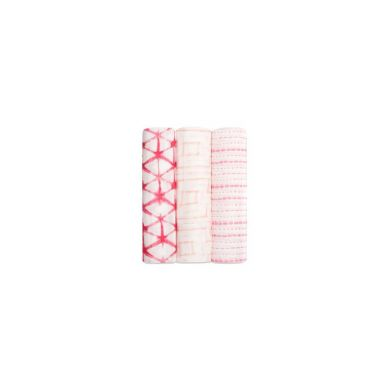 aden + anais - Otulacz Bambusowy Berry Shibor 3szt