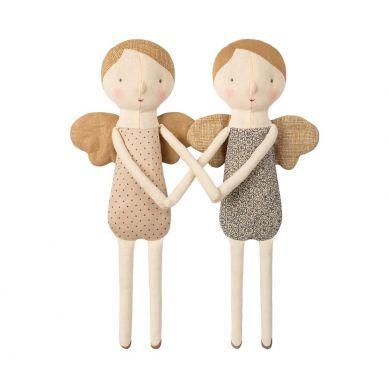 Maileg - Przytulanka Winter Friends Angel Red