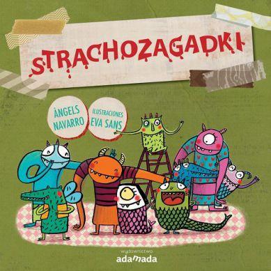 Wydawnictwo Adamada - Strachozagadki