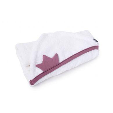 Poofi - Ręcznik Princess fiołek