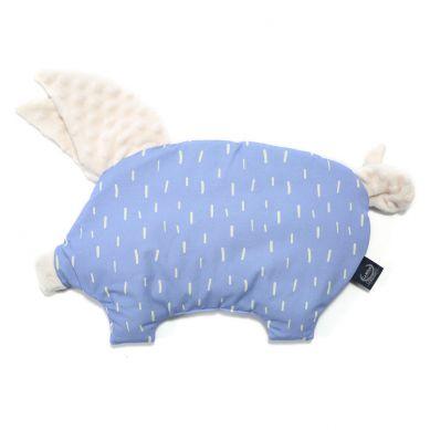 La Millou - Podusia do Wózka Sleepy Pig Wolfie Rain Ecru