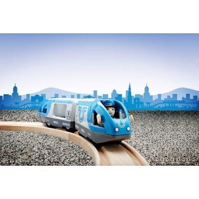 BRIO - World Pociąg Pasażerski Na Baterie