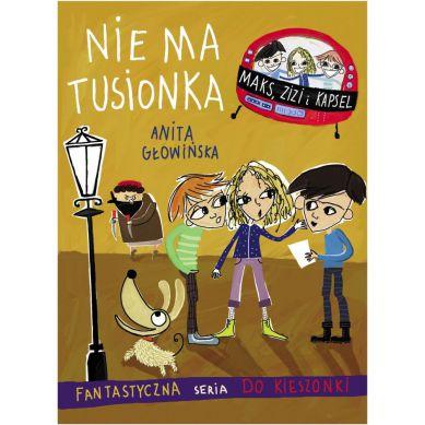 Wydawnictwo Media Rodzina - Fantastyczna Seria. Nie ma Tusionka