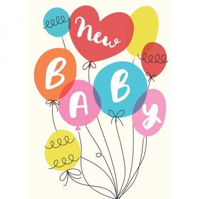 Rex - Kartka na Życzenia Party Balloons