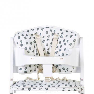 Childhome - Ochraniacz-Poduszka do Krzesełka Lambda Jersey Leopard