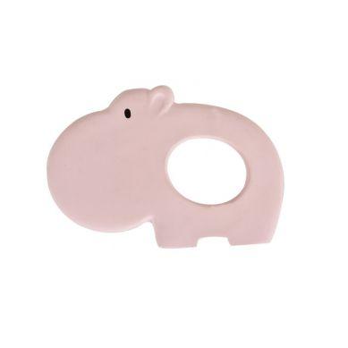 Tikiri- Gryzak Kauczukowy Hipopotam Zoo