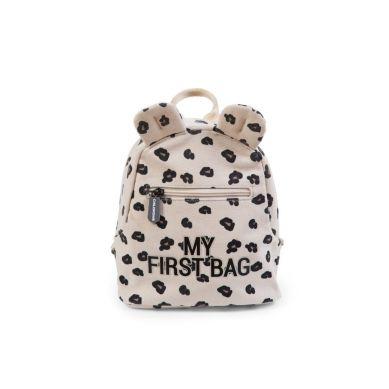 Childhome - Plecak Dziecięcy My First Bag Leopard