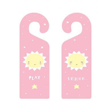Little Lovely Company - Zawieszka na Klamkę Mis Sunshine