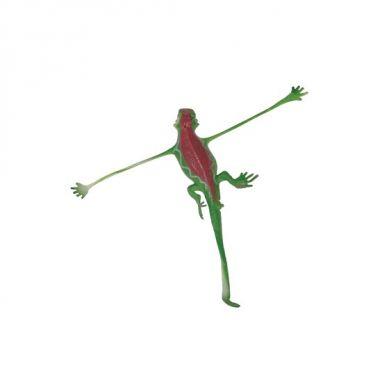 Rex - Gumowy, rozciągliwy Gecko Green