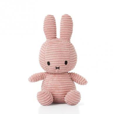 Miffy - Przytulanka Corduroy Pink 33cm