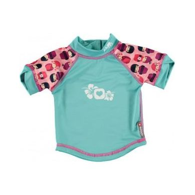 Close - Koszulka do pływania UPF50+ Kokeshi Doll XL 2-3 lata