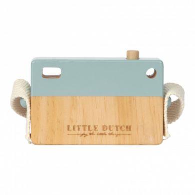 Little Dutch - Aparat Drewniany Błękit