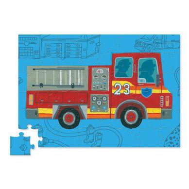 Crocodile Creek - Puzzle 48el. Straż Pożarna