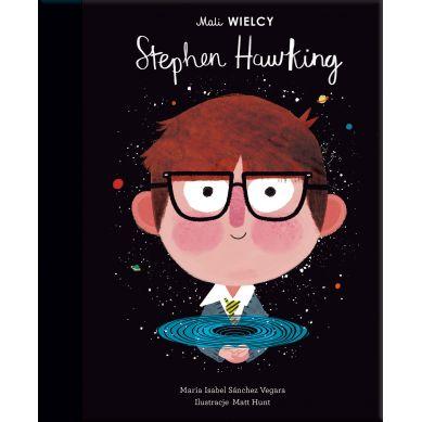 Wydawnictwo Smart Books - Mali Wielcy Stephen Hawking