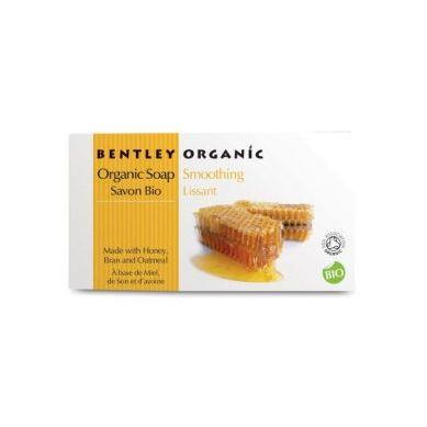 Bentley Organic - WYGŁADZAJĄCE Mydło z Miodu, Otrąb i Płatków Owsianych
