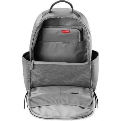 Skip Hop - Plecak Skyler Shiny Grey