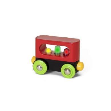 BRIO - Mój Pierwszy Wagon ze Światłem