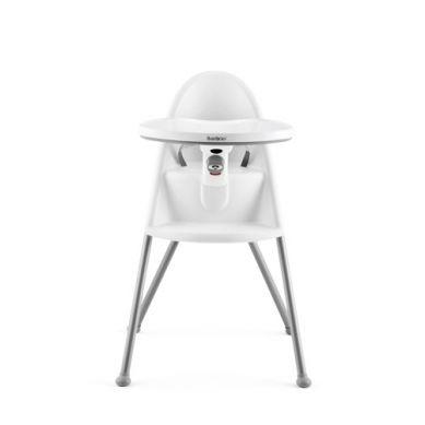 BabyBjorn - High Chair  Krzesełko do Karmienia - Białe