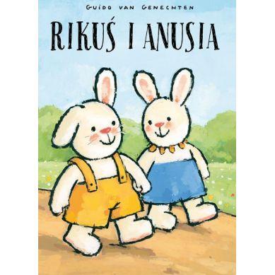 Wydawnictwo Adamada - Rikuś i Anusia