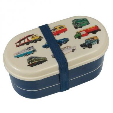 Rex - Dwupoziomowy Lunchbox Vintage Transport