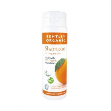 Bentley Organic - SZAMPON do Codziennego Stosowania z Pomarańczą, Grejpfrutem, Cytryną i Rumiankiem 250ml