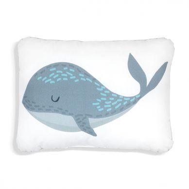 ColorStories - Poduszka Ozdobna Wieloryb