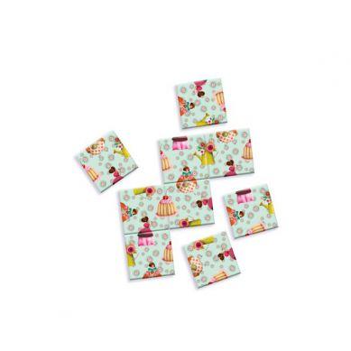 Djeco - Mini Puzzle Księżniczka