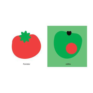 Wydawnictwo Tashka - Alinka. Pomidory, Jabłka, Dżemy